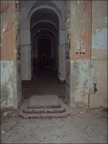 Петровский кадетский корпус, Полтава, вход, холл
